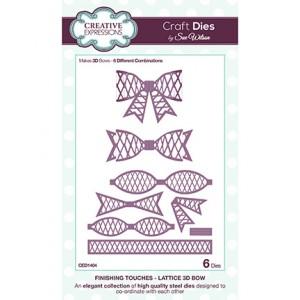 Creative Expressions CED1404 - Lattice Bow