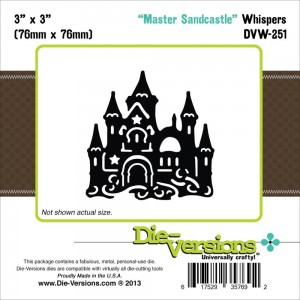 Die Versions DVW251 - Master Sandcastle