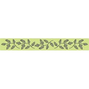 Cheery Lynn Designs B178 - Flourish Leaf Strip