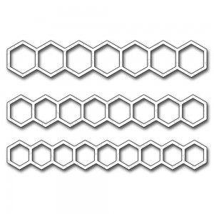 Die namics MFT257 - Open Hexagon