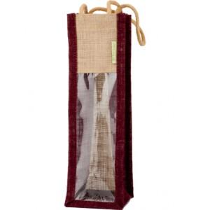 Юта 4102 - Чанта с дръжка за 1 бутилка