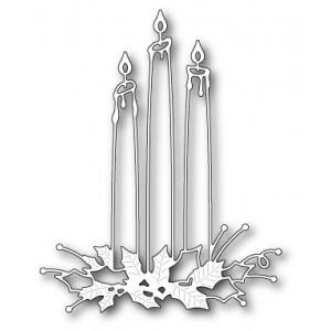 Memory Box 98937 - Shining Candles
