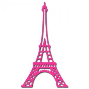 Crafty Ann CABD-2 - Eiffel Tower