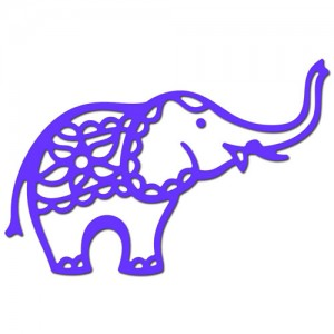 Crafty Ann CABD-55 - Elephant