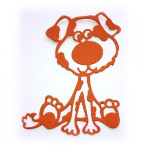 Crafty Ann CAFNN-2 - Funny Dog