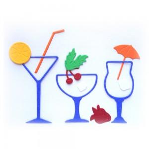 Crafty Ann CABD-86 - Cocktail Set