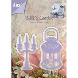 Joy crafts 6002/0377 - Свещник и лампа