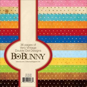 BoBunny DD6X6 - Very Vintage