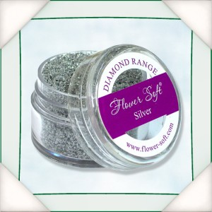 Flower Soft Diamond Range - Silver 20ml