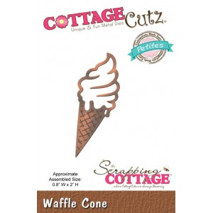 Cottage Cutz ССP035 - Waffle Cone