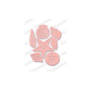 Impression Obsession DIE176-E - Mini Shell Set