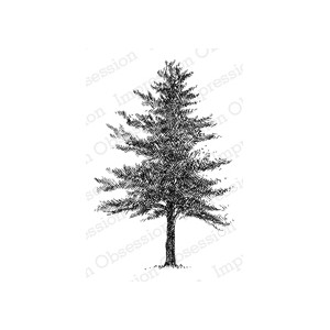 Impression Obsession D1296 - Wide Tree