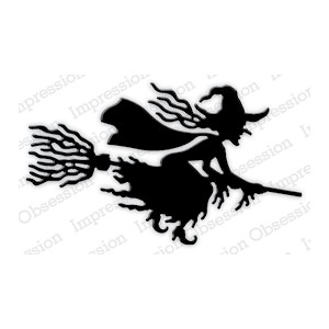Impression Obsession DIE229-I - Witch Flying