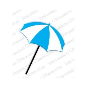 Impression Obsession DIE181-I - Beach Umbrella