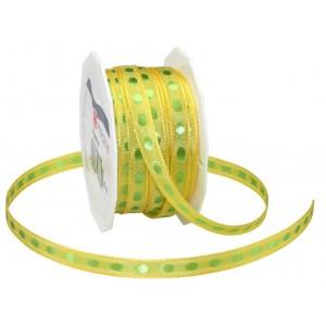 Текстилна панделка - Punkte - 10 - 605