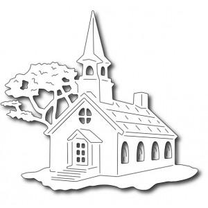 Frantic Stamper FRA-Die-09674 - Large Church
