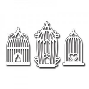 Penny Black 51141 - Vintage Birdcages