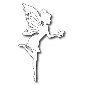 Frantic Stamper FRA-Die-09719 - Pretty Silhouette Fairy
